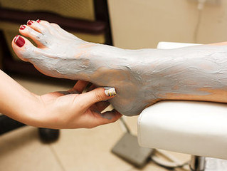 Top Ten Foot Care Tips Over 10 Days. Day 8
