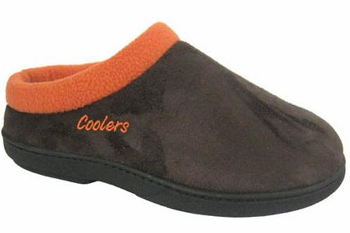 Ladies Coolers Microsuede Clog