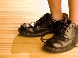 Top Ten Foot Care Tips Over 10 Days. Day 6