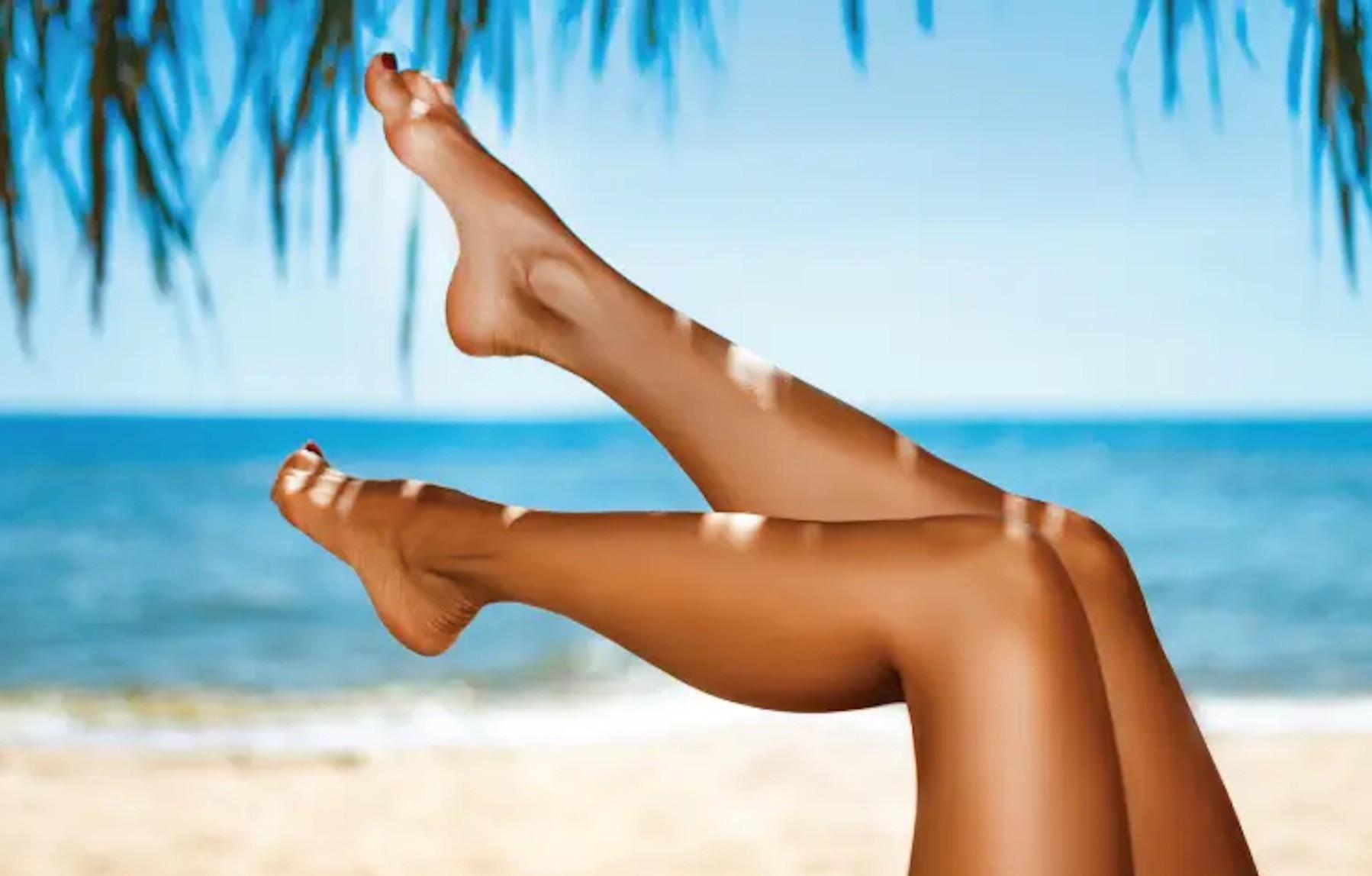 Summer Feet £33
