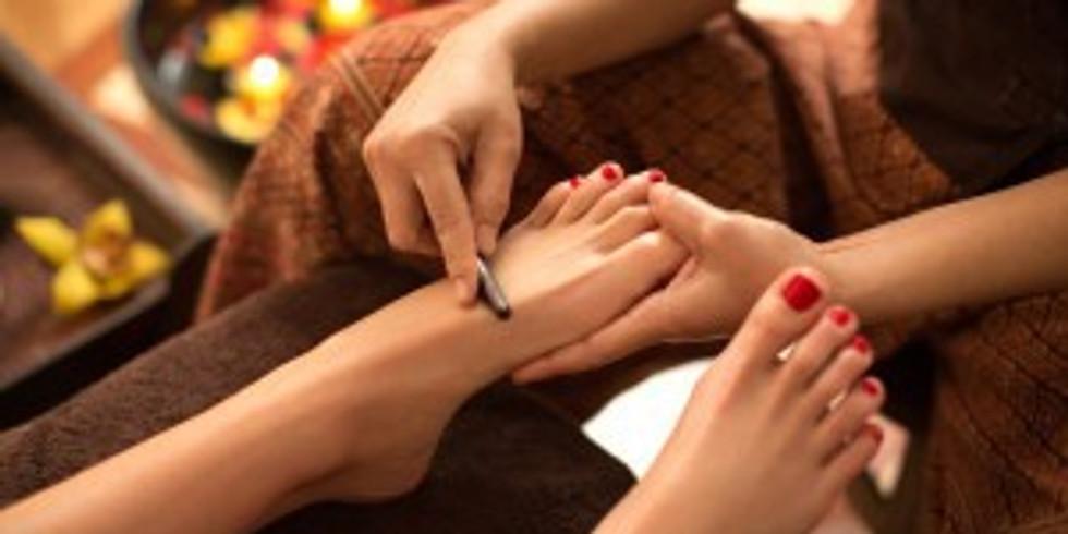 Thai Foot Massage 31st August 11.15am
