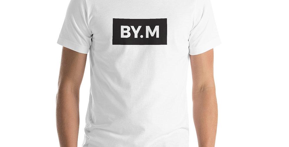 White t-shirt BY.M block