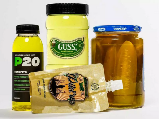 Sports Illustrated: Is Pickle Juice Good For You? Here's Why Athletes Drink It