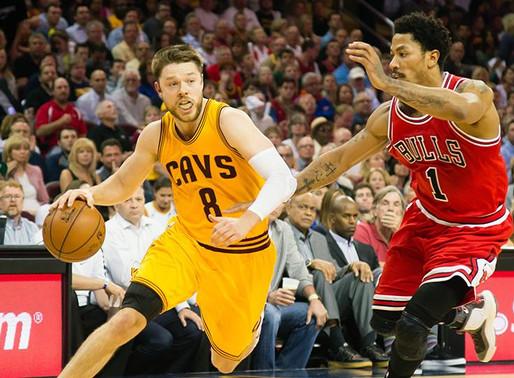 Cavs Matthew Dellavedova Takes The Lead When It Comes To His NBA Diet, Sports Illustrated