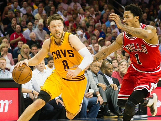 Cavs Matthew Dellavedova Takes The Lead When It Comes To His NBA Diet, Sports Illustrated