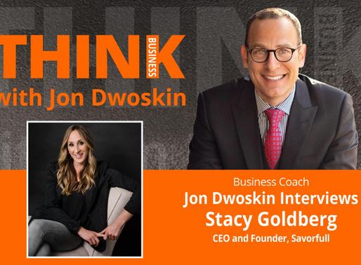 Think Business Podcast: Jon Dwoskin Interviews Stacy Goldberg