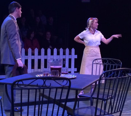 Lydia in All My Sons