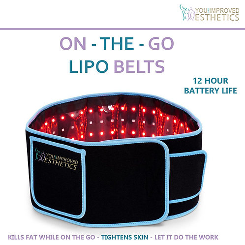 On - The - Go - Lipo Fat Burner Belts (Portable)