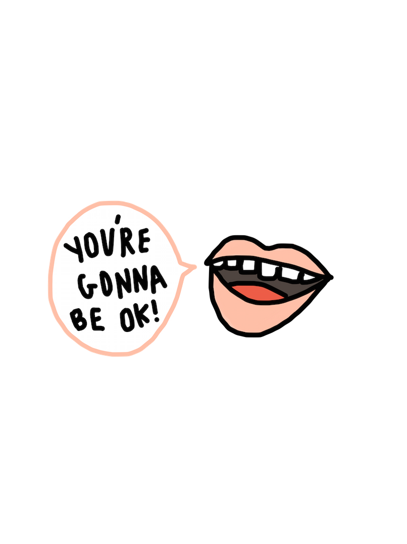 youre gonna be ok