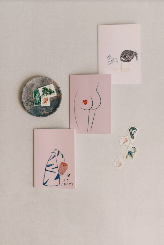 Luz Photography, peachbaby cards 1