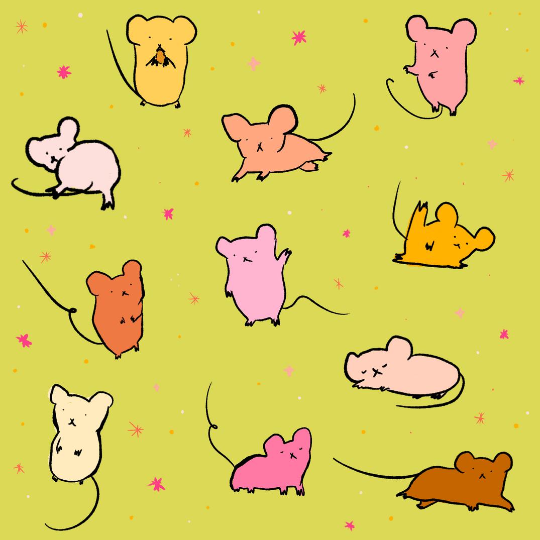 Alexa's mice