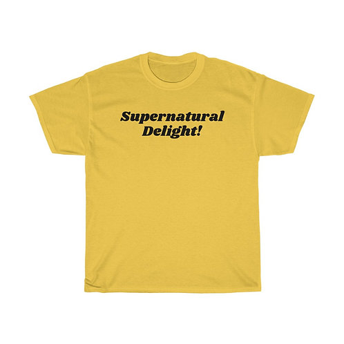 Supernatural Delight! Tee (AU Shipping only)