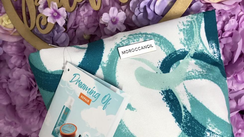 Moroccan oil beauty bag repair