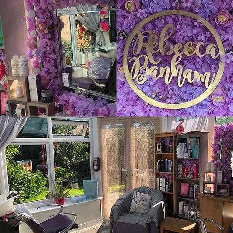 Rebecca banham hairdressing