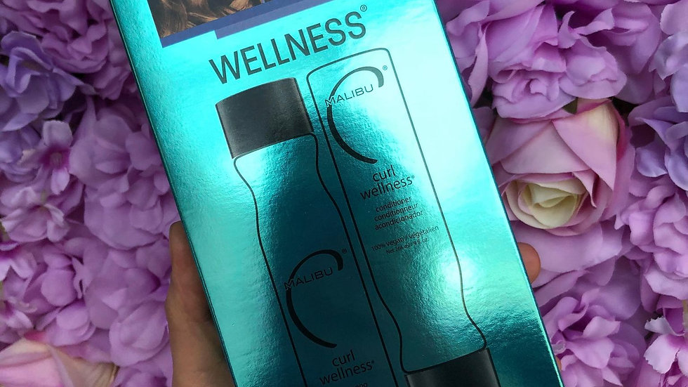 Malibu C Curl wellness kit