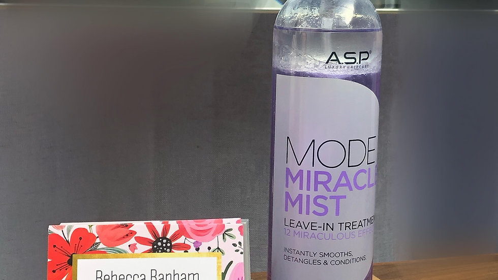 Mode miracle mist 250ml leave in treatment