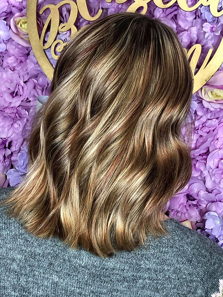 Hair Extensions by Rebecca Banham hair colouring techniques
