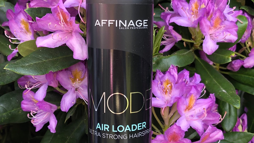 Mode air loader 300ml ultra strong hair spray