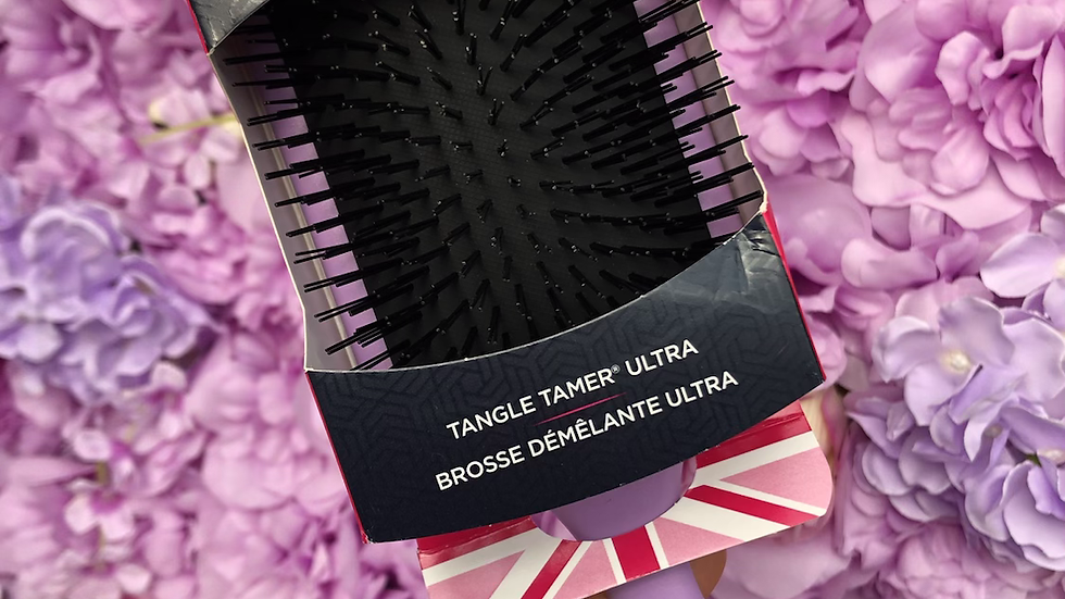 Denman tangle tamer - Great for extensions