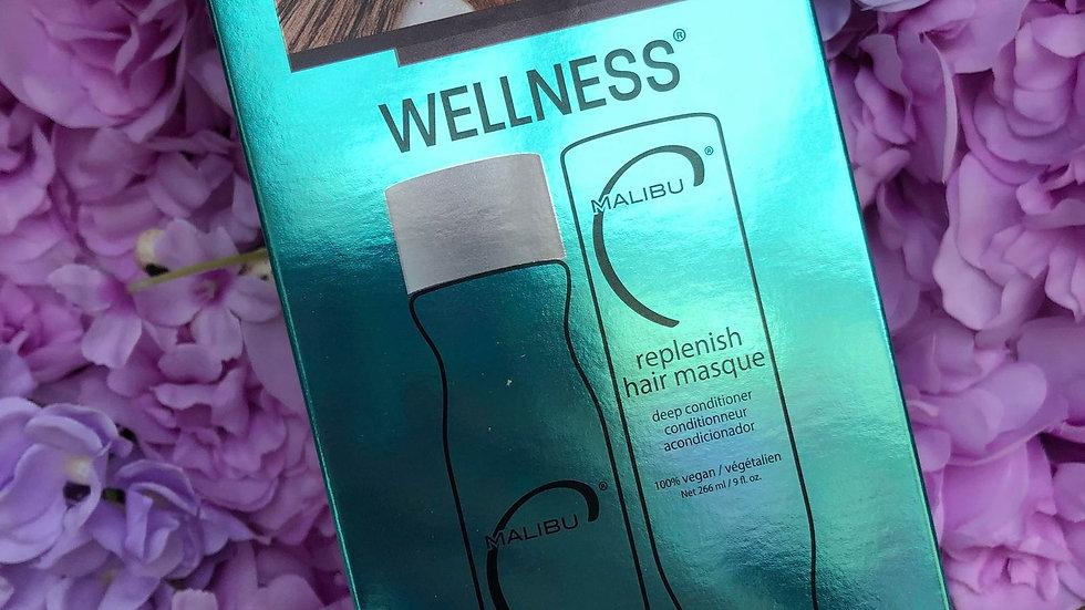 Malibu C Wefts & Extensions wellness pack