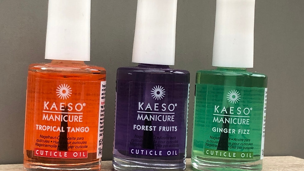 Keaso cuticle oil 15ml
