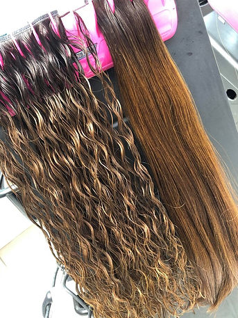Hair Extensions by Rebecca Banham