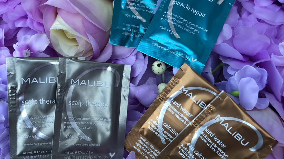 Malibu c treatment sachets