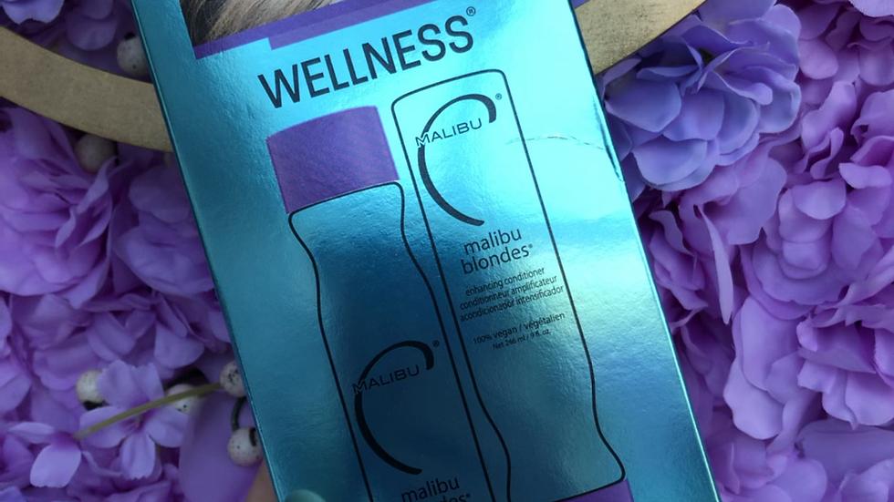 Malibu C blonde wellness kit