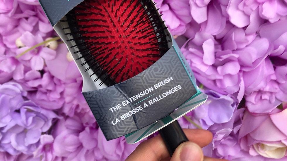 Denman hair extension brush