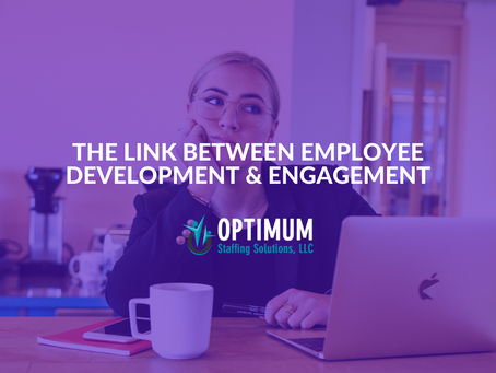 The Link Between Employee Development and Engagement