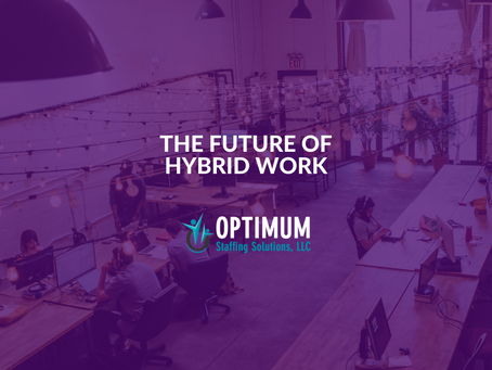 The Future of Hybrid Work