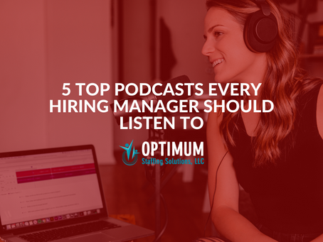5 Top Podcasts Every Hiring Manager Should Listen To