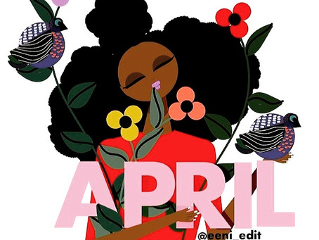 April is here and so is SPRING!!!