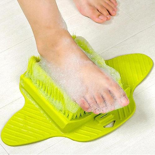 Bath Shower Foot Brush Scrubber Exfoliating Remove Dead Skin