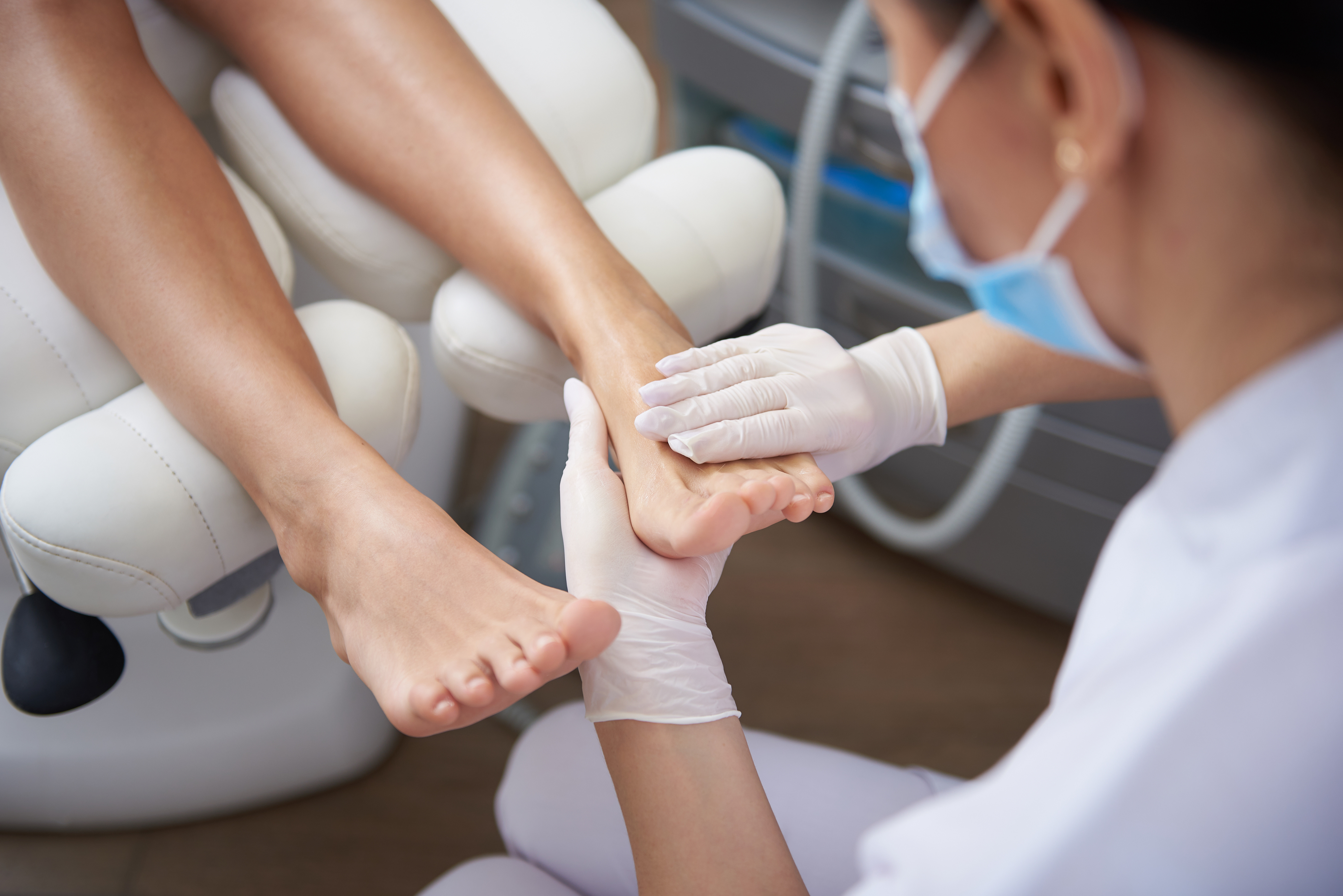 Foot Care New Patient