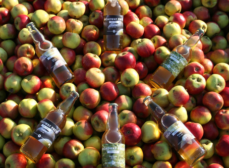 Cider Drinking Season Returns!