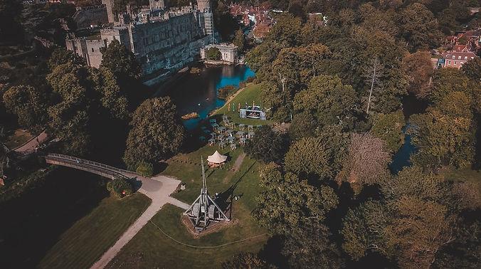 Picnic At The Castle Warwick