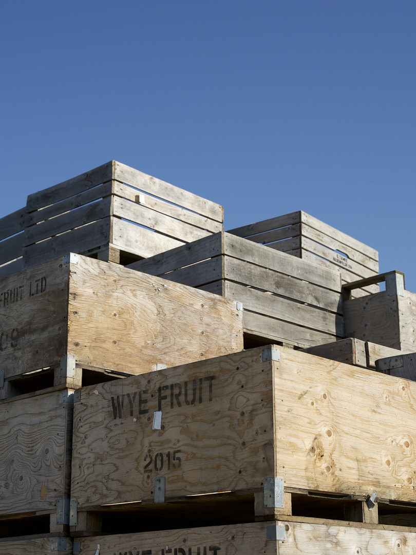 Fruit Boxes Cotswolds Orchards