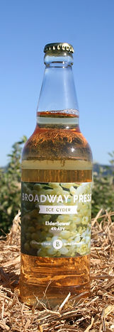 Broadway Press Ice Cyder, Craft Cider from Broadway, Cotswolds