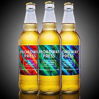 Broadway Press Cider Award Winning Cider