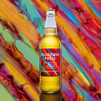 Award Winning Dry Iced Cider English Sus