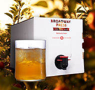 5L Broadway Press Apple Juice