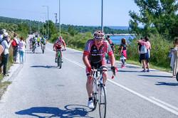 Nigel MTB race