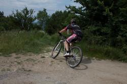 Nigel MTB race1