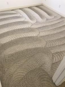Swirl Pattern_Carpet Cleaning