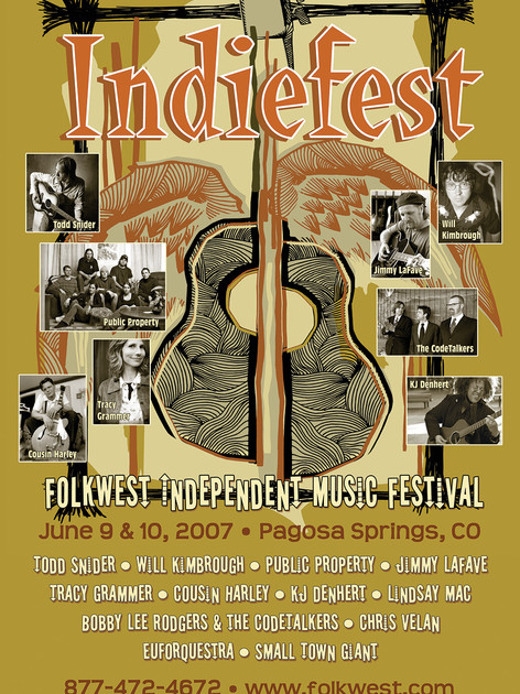 Indiefest • June 9 & 10, 2007