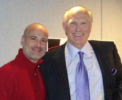Hanging with Terry Bradshaw