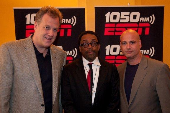 Spike Lee, Michael Kay, Joey Salvia