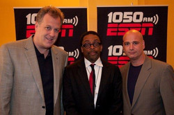 Spike Lee, Michael Kay, Joey Salvia