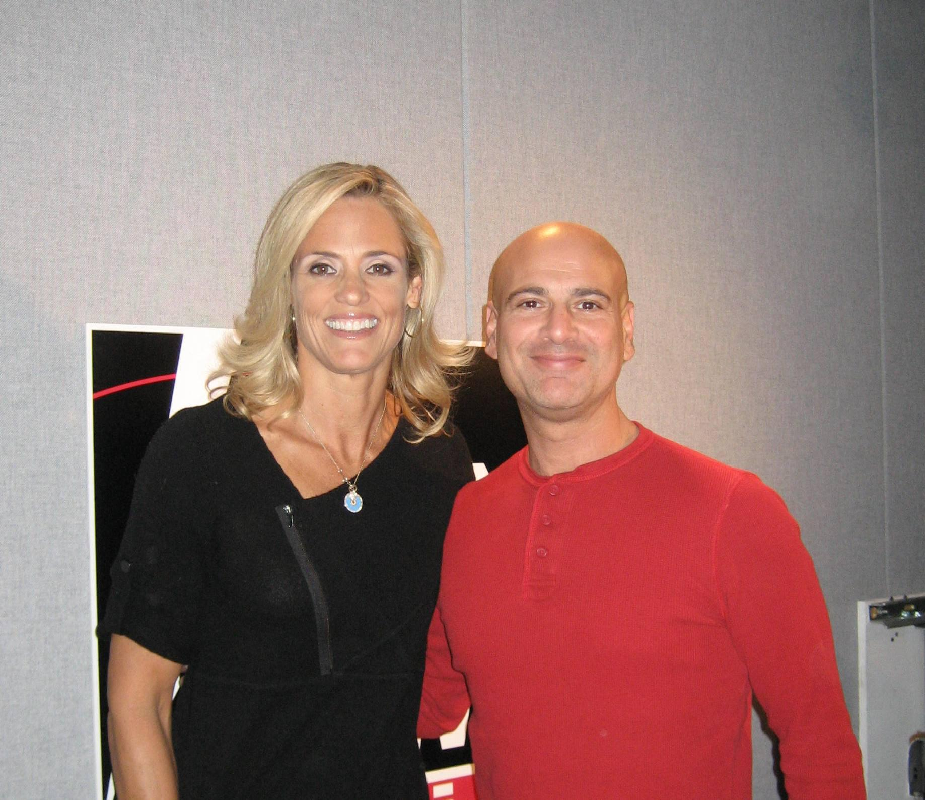 I root big for Dara Torres